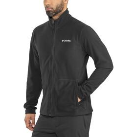 Columbia Fast Trek Light Full-Zip Fleece Jacket Men black